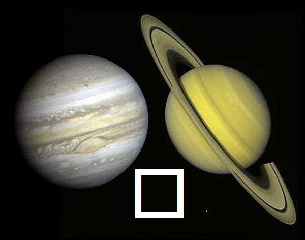 Jupiter - Szaturnusz kvadrát