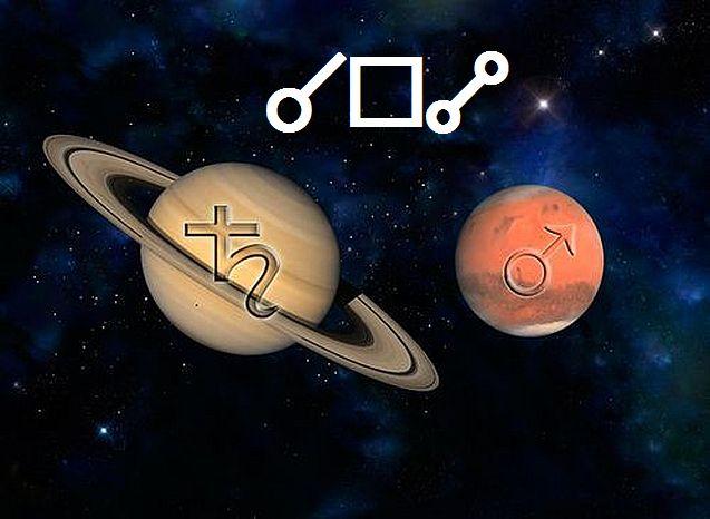 Mars - Szaturnusz erőpróbáló fényszögek
