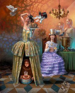 Michael Cheval, A bűvész születésnapja