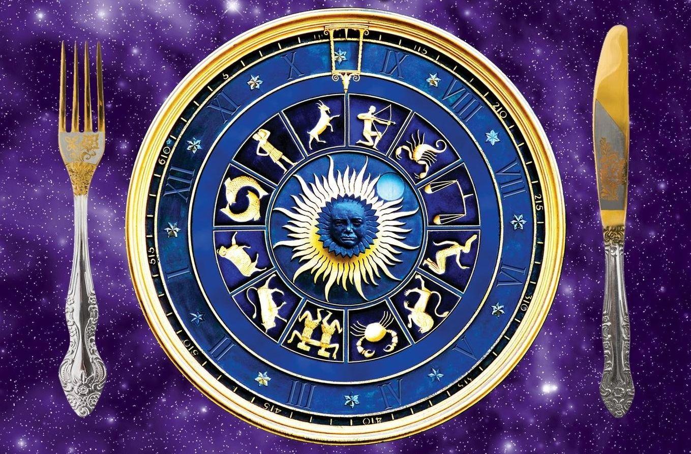 asztrológiai receptek