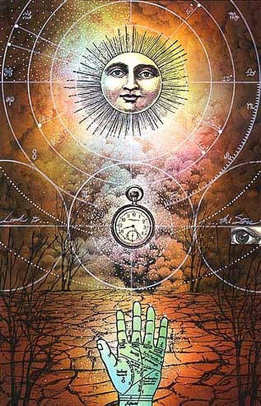 Nap - Szaturnusz együttállás